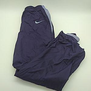 Nike girls track pants purple size M 5/6